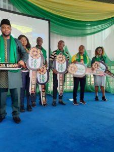 Solar Car Awardees